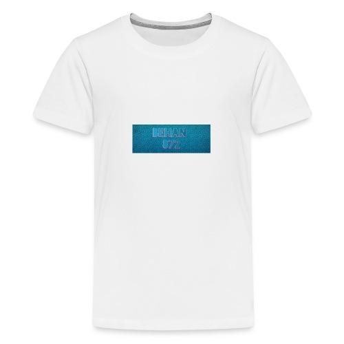 20170910 195426 - Teenage Premium T-Shirt