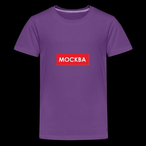 Moskau - Utoka - Teenager Premium T-Shirt