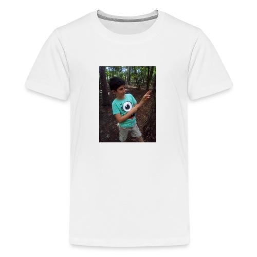 Luis tasse - Teenager Premium T-Shirt