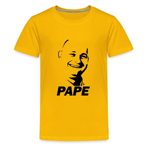 PAPE - Teenager premium T-shirt