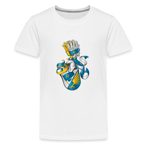 Fahning - Teenager Premium T-Shirt