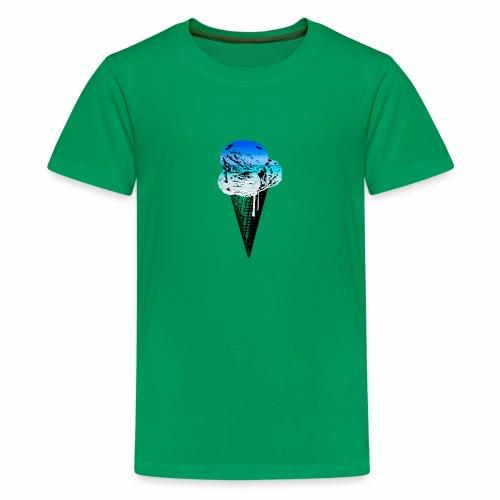 Ice Cream Paradise - Teenager Premium T-Shirt