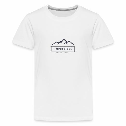 Impossible - Teenage Premium T-Shirt