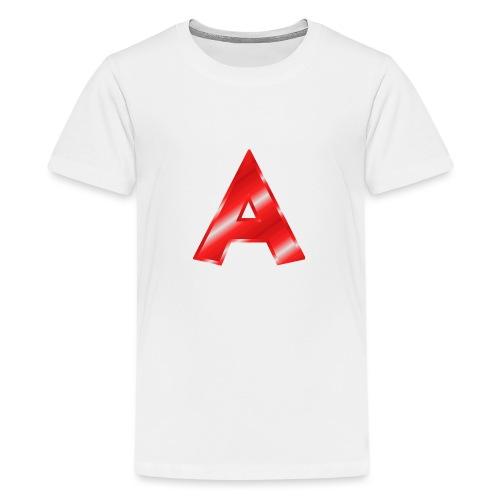 Akunzz's Logo - Teenager premium T-shirt