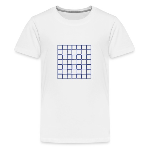 Sequence - Teenage Premium T-Shirt