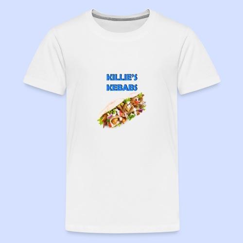 KillieKebab - Teenage Premium T-Shirt