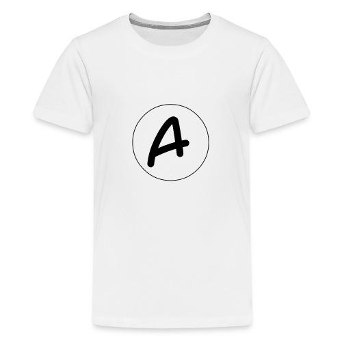 Mens RaiD_Appeal Logo - Teenage Premium T-Shirt