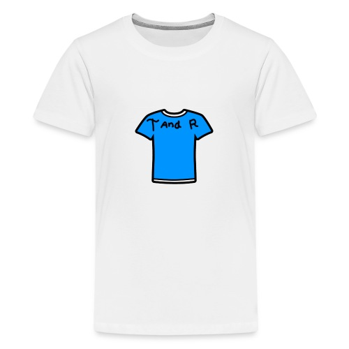T and R - Teenager Premium T-shirt
