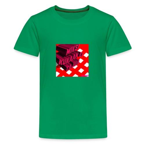 KukaaEiTajuu - Teinien premium t-paita