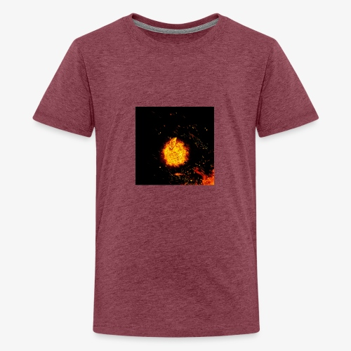 FIRE BEAST - Teenager Premium T-shirt