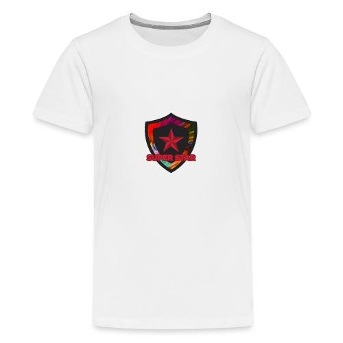 Super Star Design: Feel Special! - Teenage Premium T-Shirt