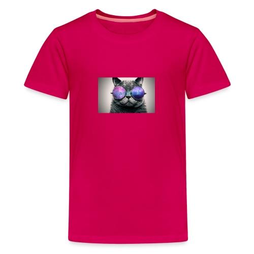 youtube bild 3 2 - Premium-T-shirt tonåring