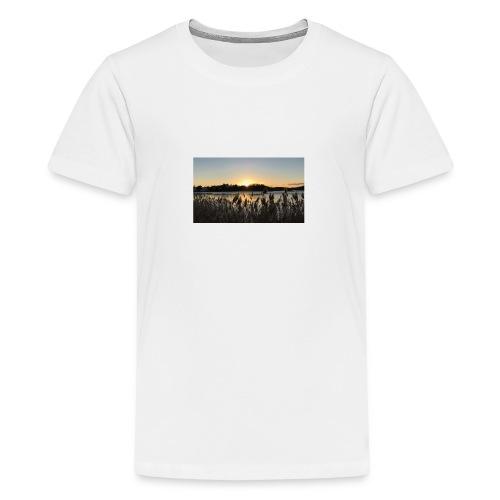 IMG 2585 - Premium T-skjorte for tenåringer