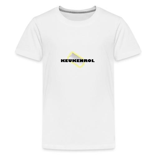 Keukenrol - Teenager Premium T-shirt