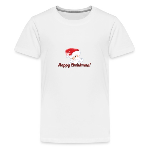 Santa Claus Happy Christmas | Nikolaus | - Teenager Premium T-Shirt