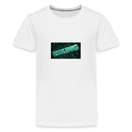 ksking - Teenager Premium T-Shirt