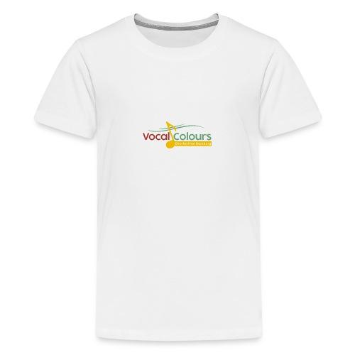 Vocal Colours Chorfestival Hamburg - Teenager Premium T-Shirt