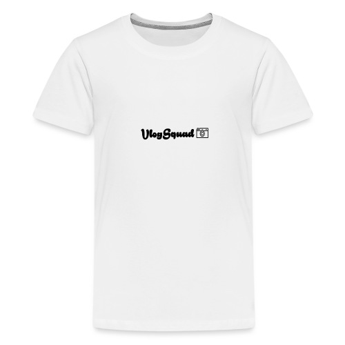 Vlog Squad - Teenage Premium T-Shirt
