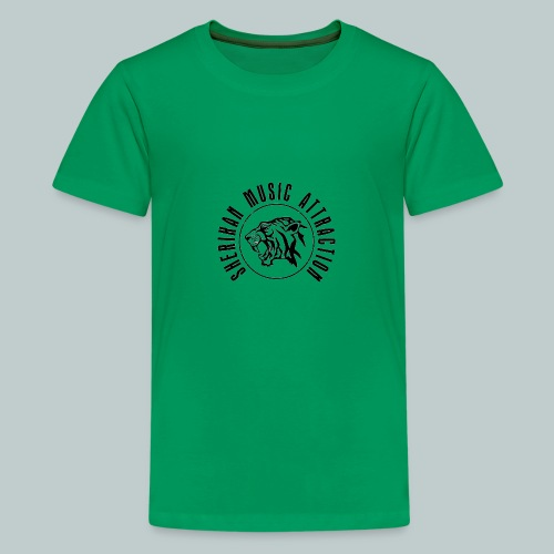 Sherikan Logo - Premium-T-shirt tonåring