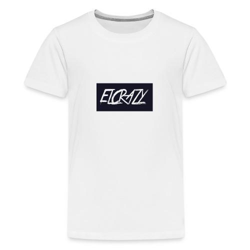 Elcrazy wild - Teenage Premium T-Shirt