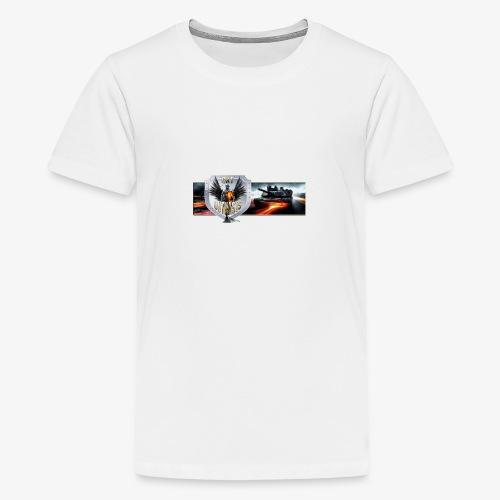outkastbanner png - Teenage Premium T-Shirt