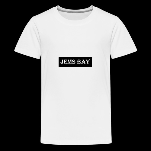 JEMS BAY - Teenage Premium T-Shirt
