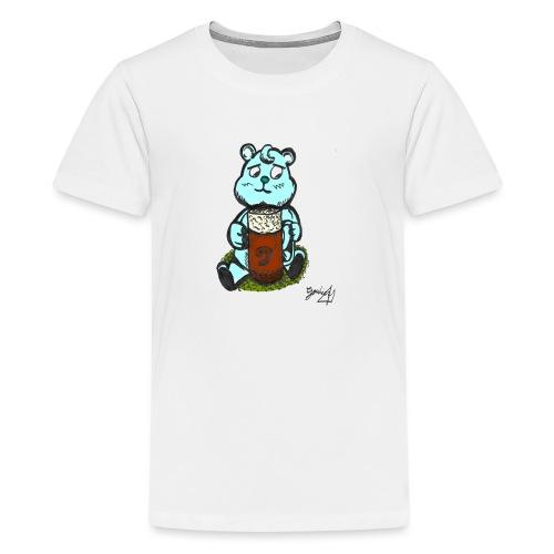 Ours Triste AngelerasCorp - T-shirt Premium Ado