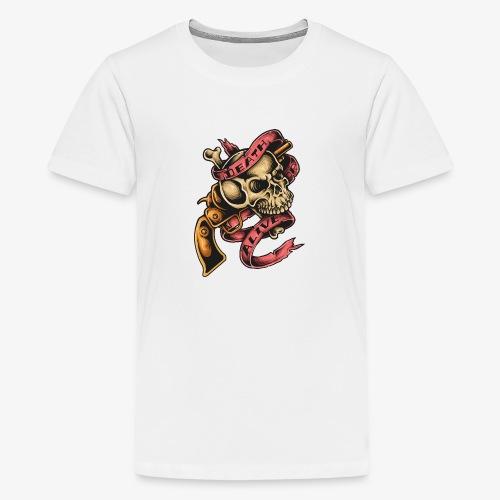 Death Or Alive - T-shirt Premium Ado