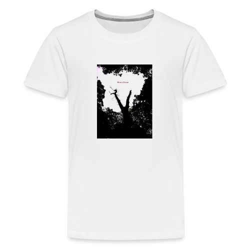 Scarry / Creepy - Teenage Premium T-Shirt