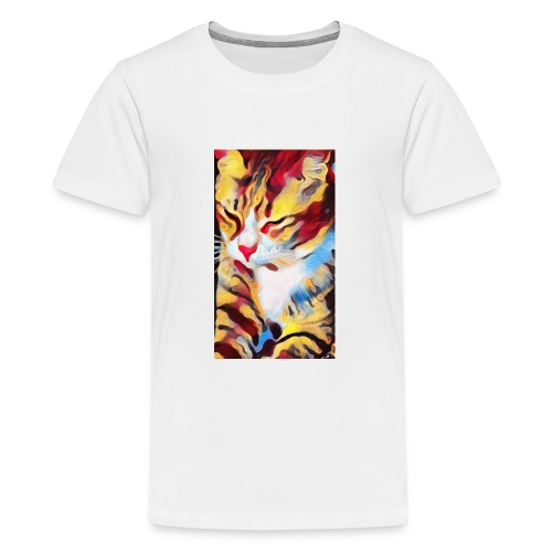 Streetcat Honey - Teenager Premium T-Shirt