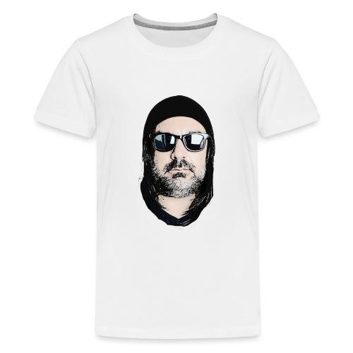 Bob Tshirt Face - Maglietta Premium per ragazzi