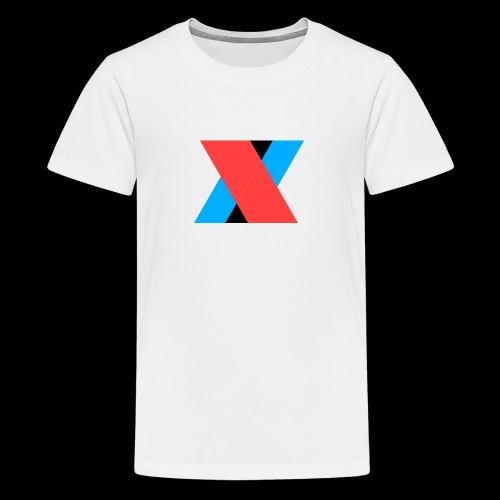 Triangle X - Teenage Premium T-Shirt