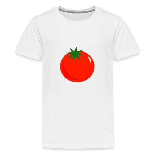 Tomate - Camiseta premium adolescente