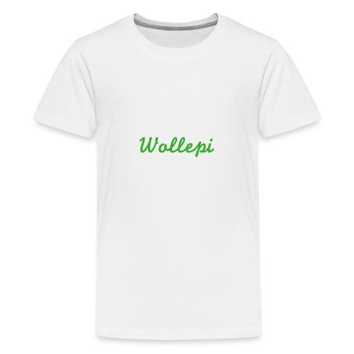 Wollepi - Teenager Premium T-Shirt