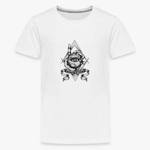 Domination - T-shirt Premium Ado