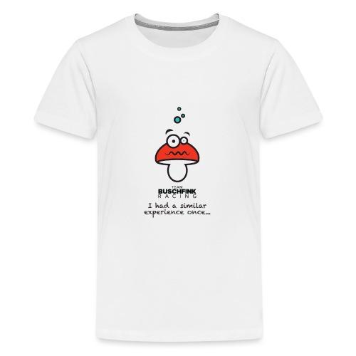 Similar Experience - Teenage Premium T-Shirt
