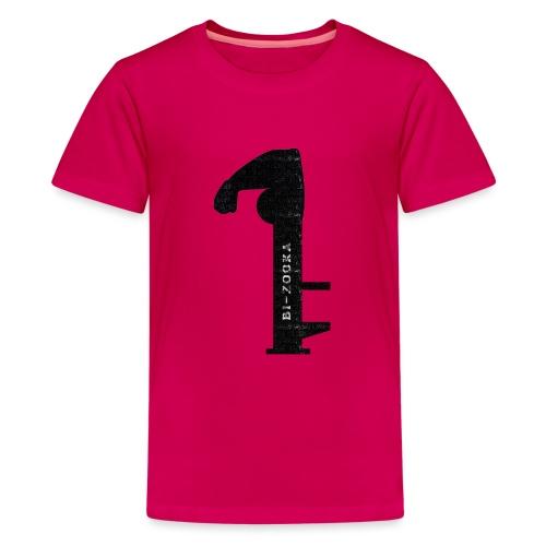 bi zooka - Teenager premium T-shirt