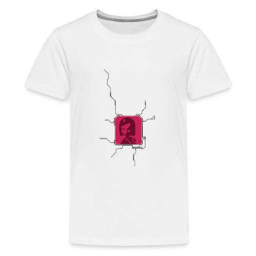 Code lyoko - T-shirt Premium Ado