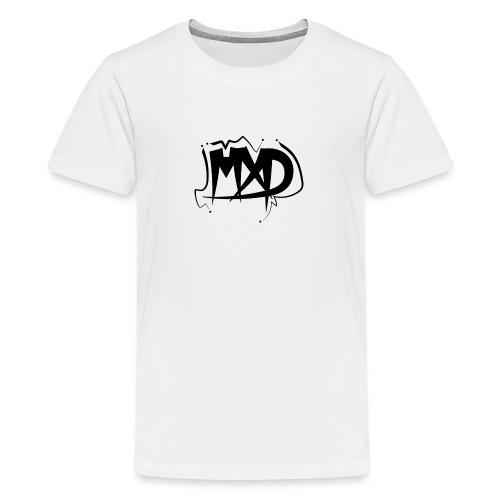 MXD Signature T-shirt - Teenage Premium T-Shirt