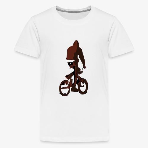 BMX Chill Ride - Maglietta Premium per ragazzi