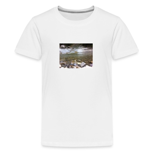 Bergbach2 - Teenager Premium T-Shirt