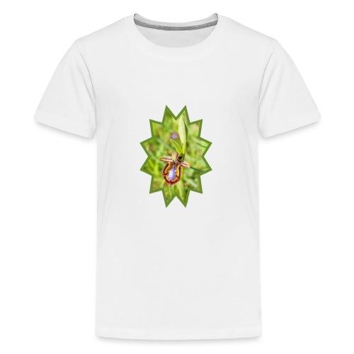 ORCHIDEES 1 - T-shirt Premium Ado