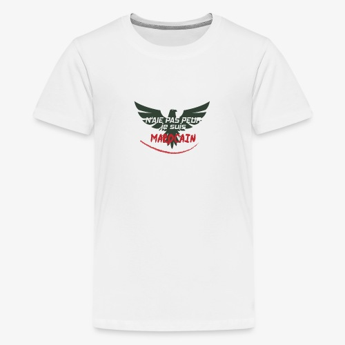 Je suis Marocain - T-shirt Premium Ado