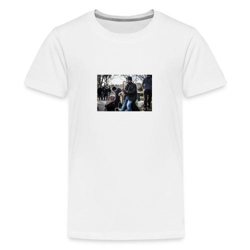 Shaka Saxo - T-shirt Premium Ado