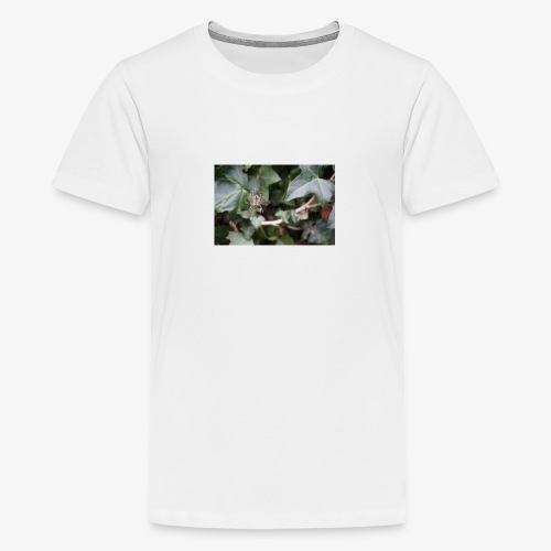 Incy Wincy Spider - Teenage Premium T-Shirt