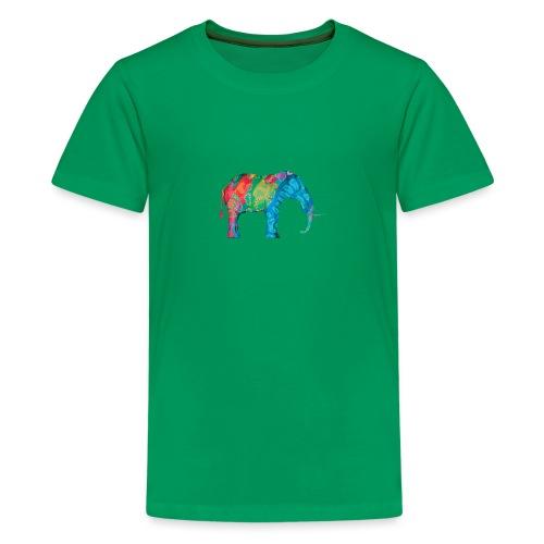 Elefant - Teenage Premium T-Shirt