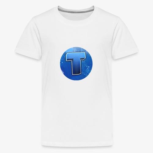 Camisetas & Accesorios del Canal!!! - Camiseta premium adolescente