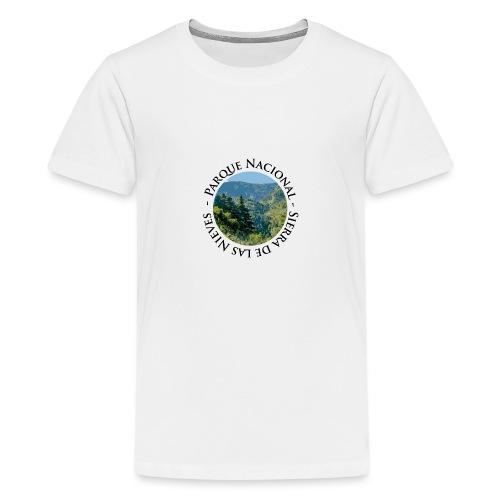 Parque Nacional Sierra de las Nieves - Camiseta premium adolescente