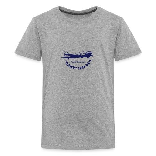 Daisy Liftoff 1 - Premium-T-shirt tonåring