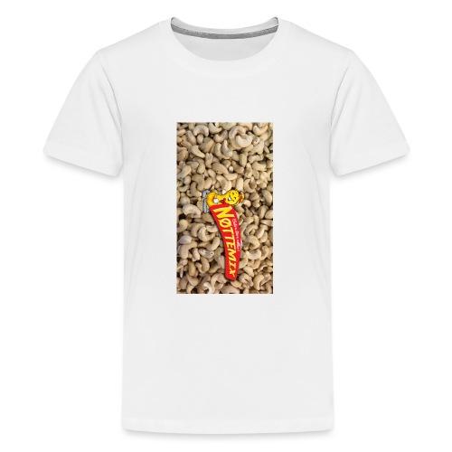 deksel png - Premium T-skjorte for tenåringer